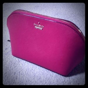 Like new PINK Kate Spade pouch